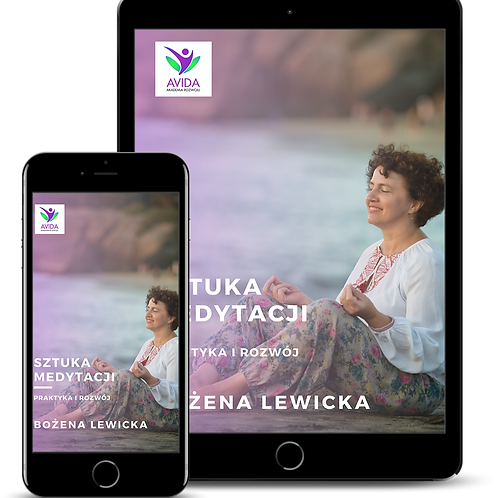 kurs on-line: Sztuka medytacji, Bożena Lewicka - opcja standard