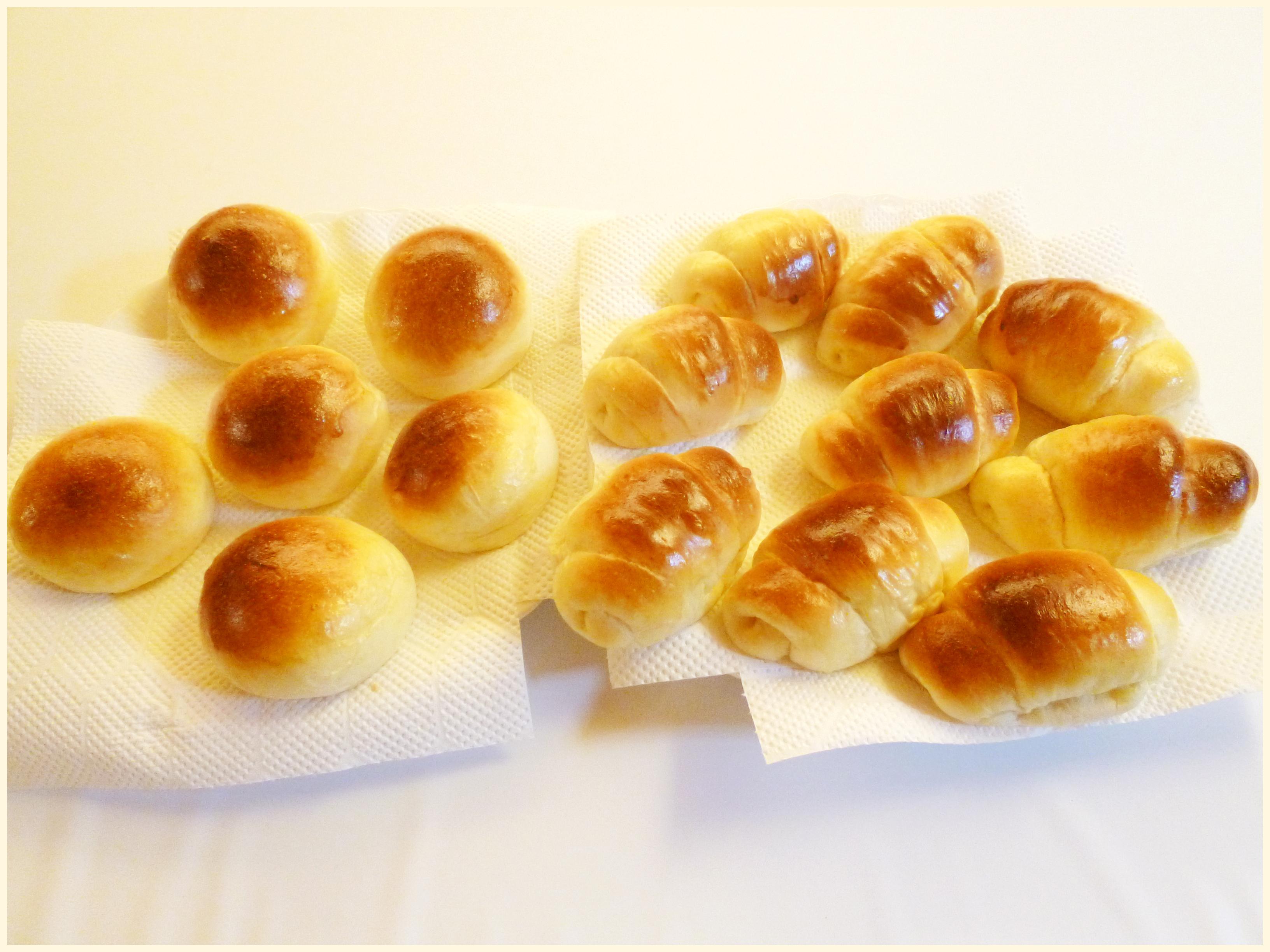 手作りパンです♪