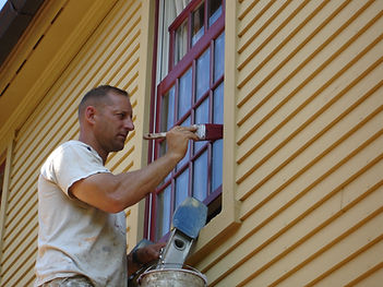Immanuel Cleaning Residential Painting