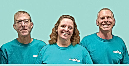 Kalamazoo, Portage cleaning crew