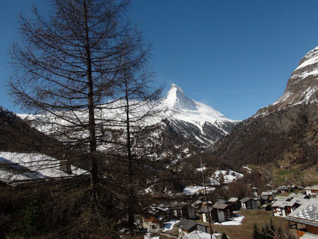 Zermatt Switzerland Fear of Heights, Matterhorn, Team Work
