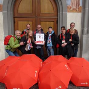 Lucerne Switzerland: Chocolates, Diamonds, Champagne and Disney