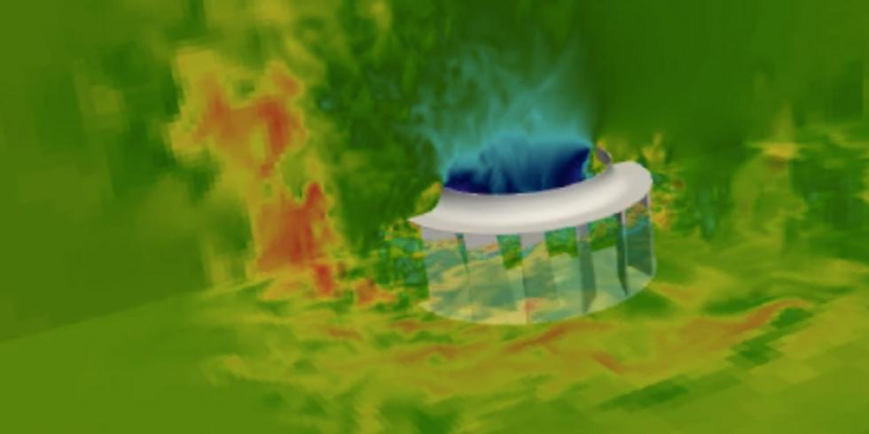 Fan Acoustics using Altair ultraFluidX