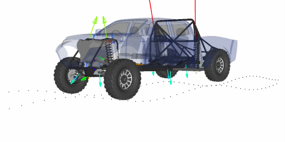 Altair Webinar : Automotive Applications for Multi Body Dynamics Simulation