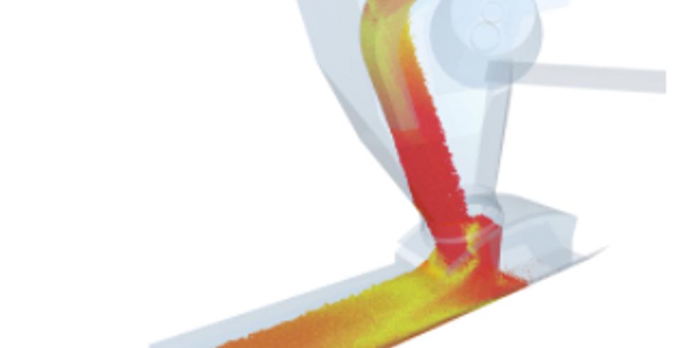 Altair Webinar : Simulation-based Design & Performance Verification of Transfer Chutes – Case study (Part 2)