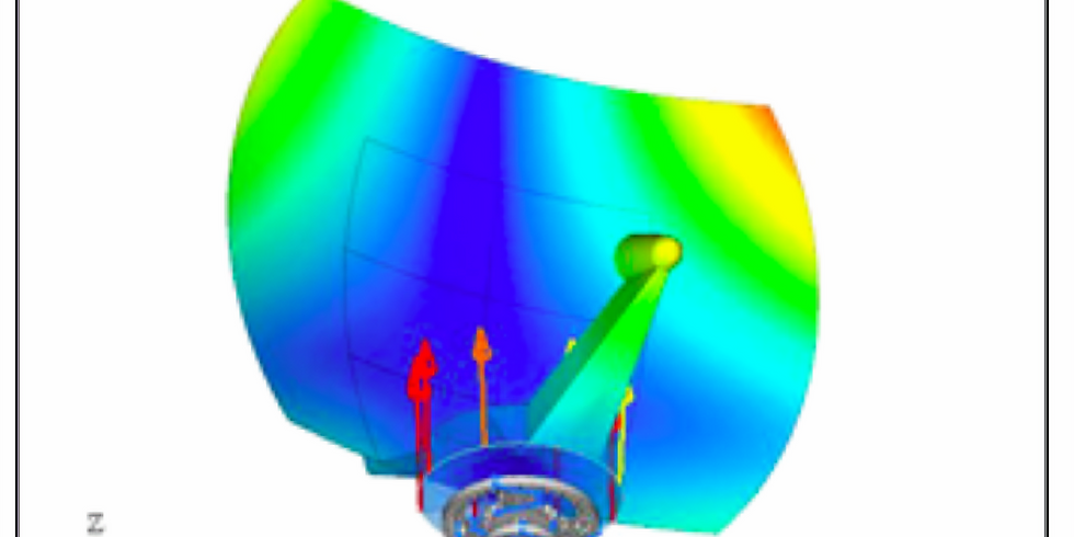Automotive Radar Antenna Design & Integration using Altair Feko