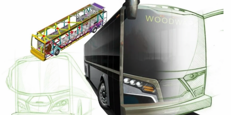 Bus Durability and Optimization by Altair HyperWorks