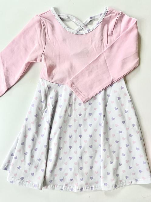 Heart Twirl Dress