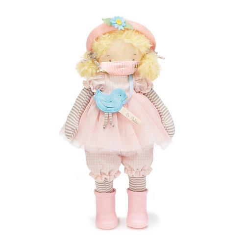 Elsie Doll + Pretty Girl Story Book