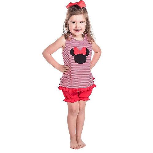 Minnie Ruffle Set