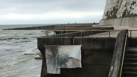 Rottingdean canvases