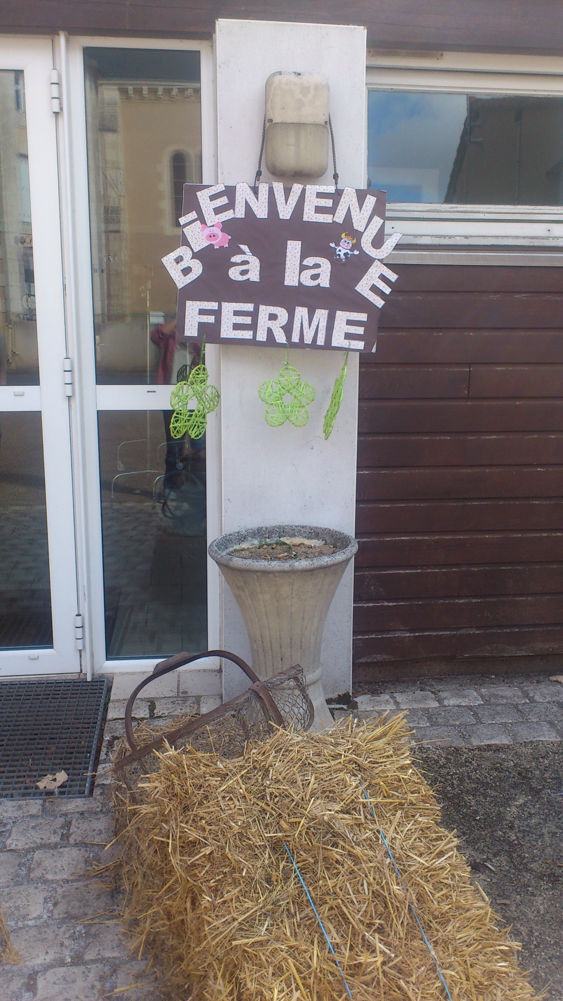 "Animation ""bienvenue à la ferme"""