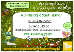 affiche site bestiole