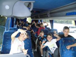 Sortie en bus
