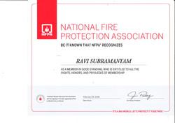 nfpa certificate- ravi sir-1