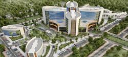 PROJECT : BURGEES MEDICAL CITY ABU DHABI