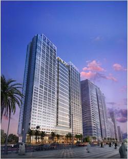 PROJECT : MEENA TOWER, ABU DHABI