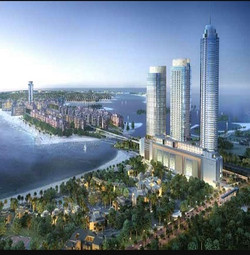 PROJECT : PALM GATE WAY TOWERS - DUBAI