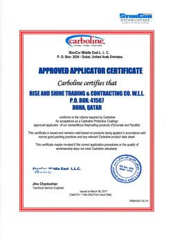 Firestop Contractor Applicator