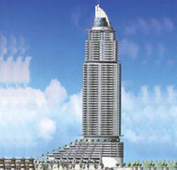 PROJECT : BURJ DUBAI LAKE TOWER HOTEL