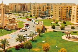 PROJECT : RUWAIS HOUSING COMPLEX, ABU DHABI