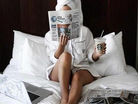 ¿ Y si es el Café el que es adicto a mi?