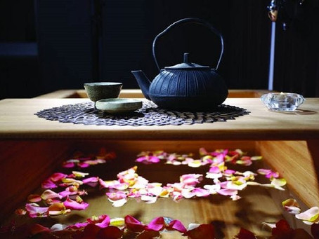 THEMAE: la ceremonia del té en el spa