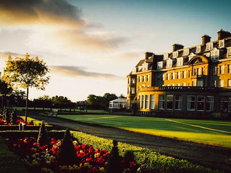 Gleneagles, la herencia escocesa del Golf & el Spa