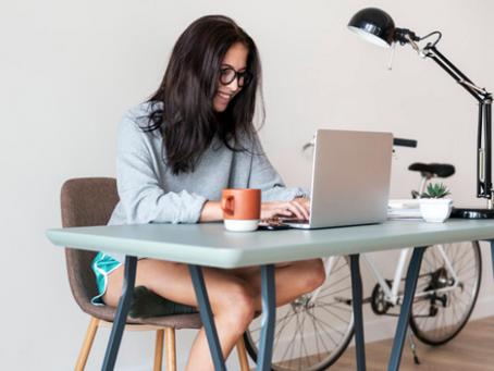 Home office: 5 tips para ser saludablemente eficientes