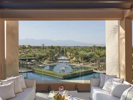 La Medina - Mandarin Oriental Marrakesh - un hotel de película con un exclusivo oasis holístico