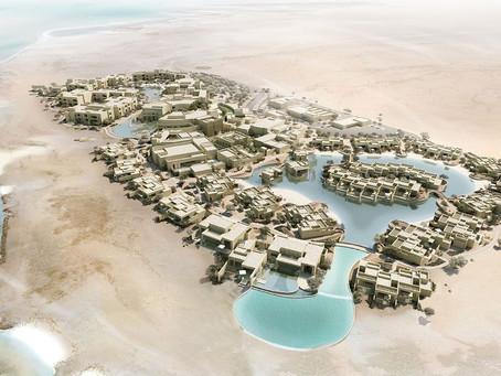 Zulal Wellness Resort, el bienestar en pleno desierto