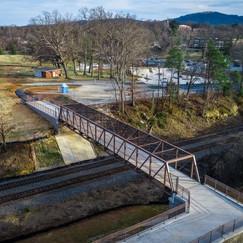McIntire Pedestrian Bridge
