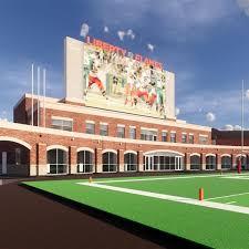LU Football Operations Center