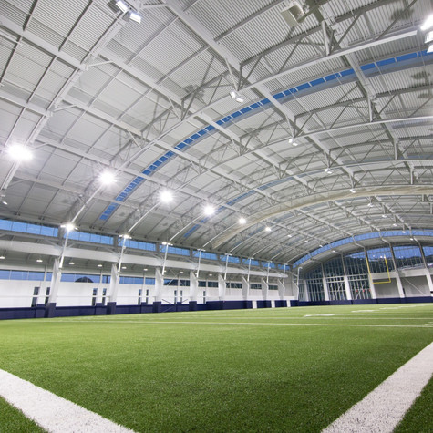 LU Indoor Practice Facility