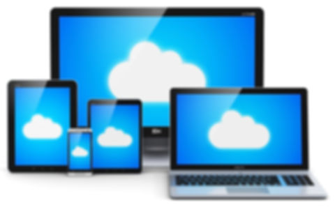 Cloud computing mobile devices