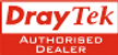 Draytek Authorised dealer logo