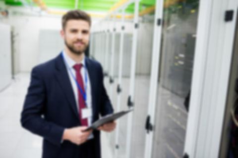 Engineer in Server room.jpg