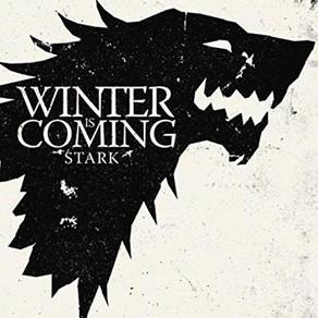 THE WINTER IS COMING, JON SNOW