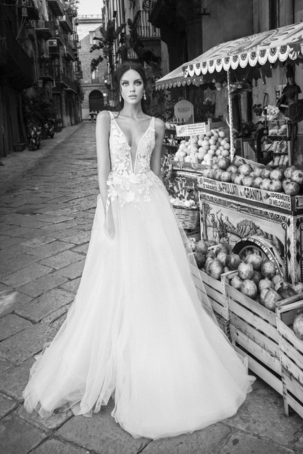 Modèle robe : Omella