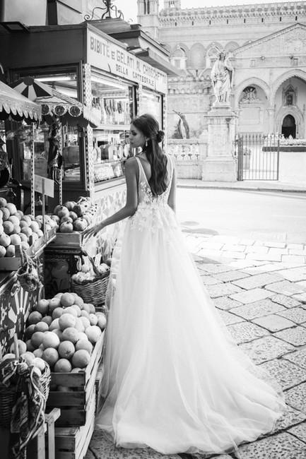Modèle robe: Omella