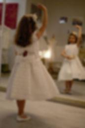 Robe petite fille  pour mariage à Marsei