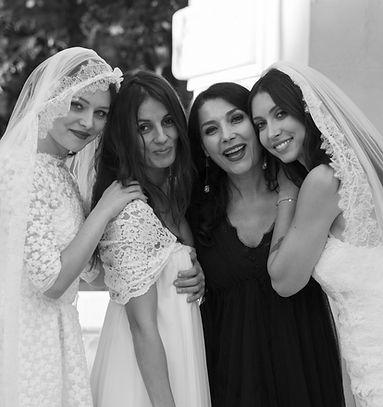 Naira Sargsyan créatrice de mode haut de gamme robe de mariée robe de cocktail sur-mesure