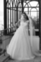 Robe de mariée Daïana en tulle à Marseil