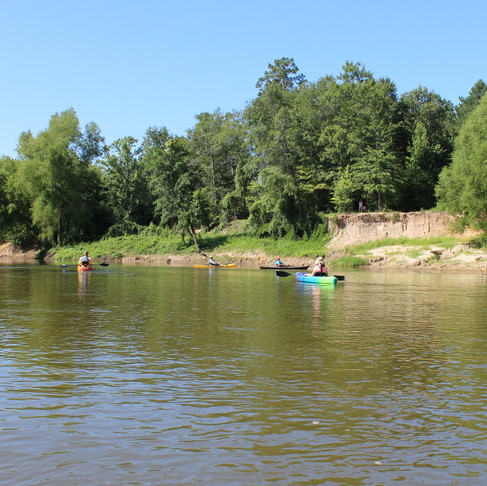 New Texas Paddling Trail on the Sabine River!