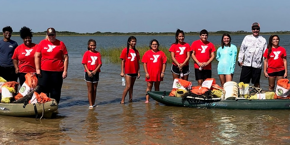 Take Action. Restore Bays with TCA and San Antonio Bay Partnership