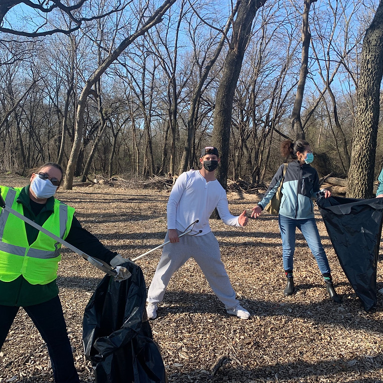 Take Action. Protect River Wildlife with TCA and Groundwork Dallas