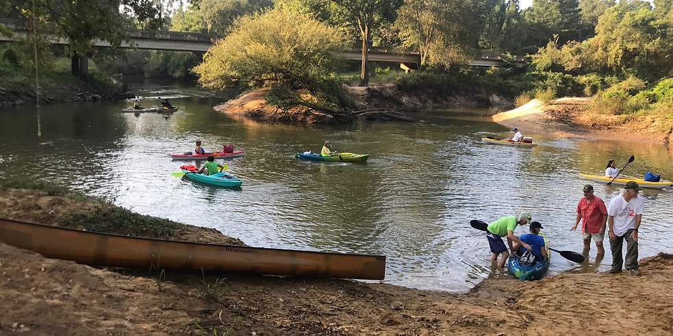 Paddle the Cherokee Neches Paddling Trail