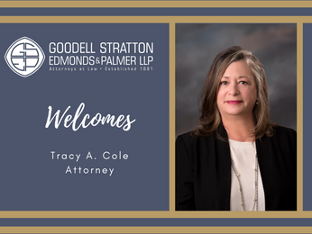 GSEP Welcomes Tracy A. Cole