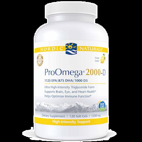 ProOmega® 2000 D 120 softgels