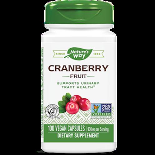 Cranberry Fruit 100 caps